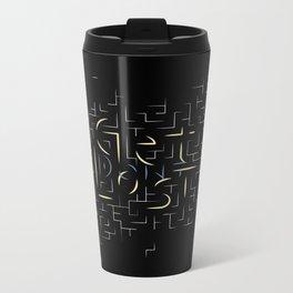 (Don't) Get Lost Metal Travel Mug