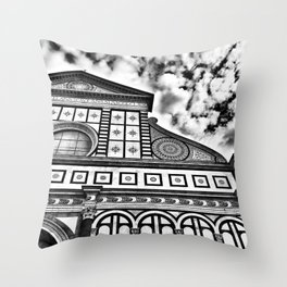 Santa Maria Novella Throw Pillow