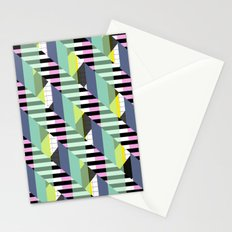 Stripped II Stationery Cards