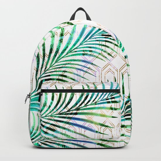 Welcome to the jungle. Backpack