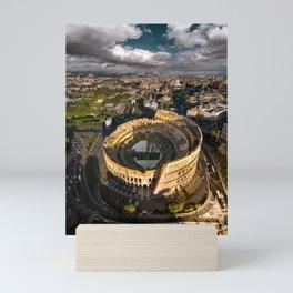 When in Rome.. Mini Art Print