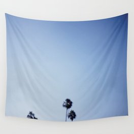 Small Palms Wall Tapestry
