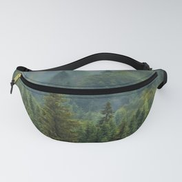 Forest and Fog Fanny Pack