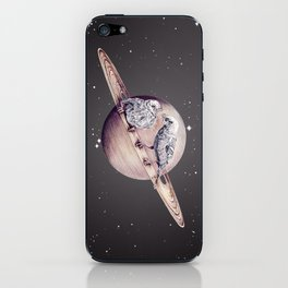 Space Sparrows iPhone Skin