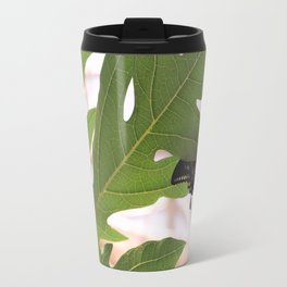 Black Swallowtail Butterfly Travel Mug