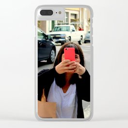 An Invasive Wo-maneuver Clear iPhone Case