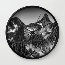 Kaleetan Peak Wall Clock