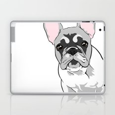 Jersey the French Bulldog Laptop & iPad Skin