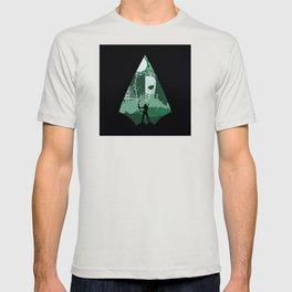 Arrow green T-shirt