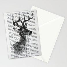 Irish Deer Stationery Cards