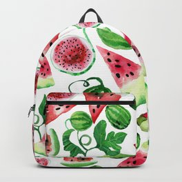 Wild watermelon Backpack