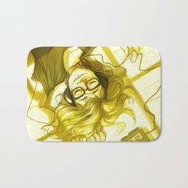 Golden Melody Bath Mat