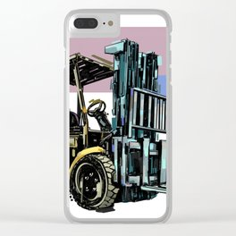 Fork Clear iPhone Case