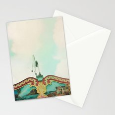 Summer Carousel Stationery Cards