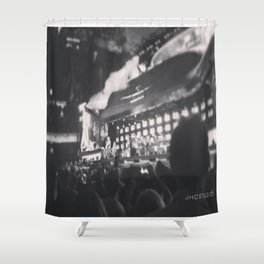 Bon Jovi -Sofia Shower Curtain