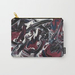 Fine Dine with some Wine Carry-All Pouch