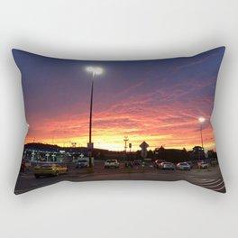 Cotton Candy Dream Rectangular Pillow
