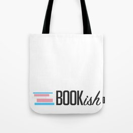 Trans, Bookish, and Proud Tote Bag