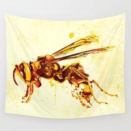 Hornet Wall Tapestry