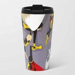 High X-Marks Travel Mug