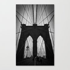 To Brooklyn Canvas Print