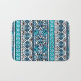 Grand Bazaar - Blue Bath Mat