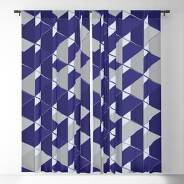 3D Lovely GEO III Blackout Curtain
