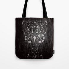 Bambi on acid Tote Bag