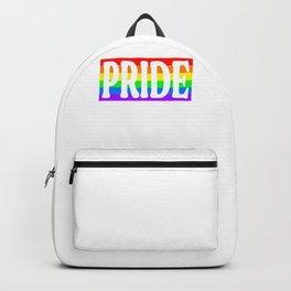 Pride Backpack