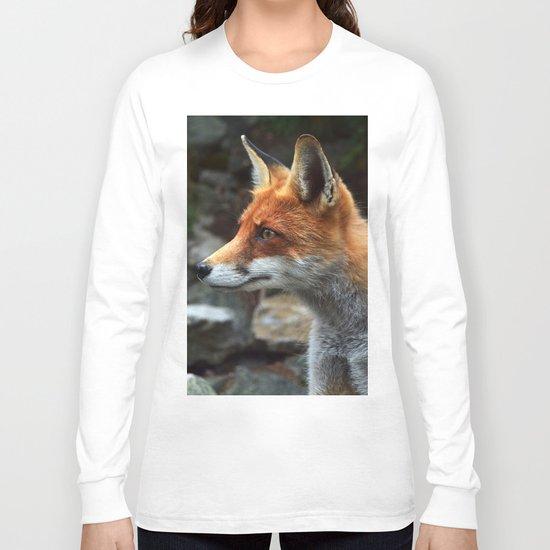 Fox renard 4 Long Sleeve T-shirt