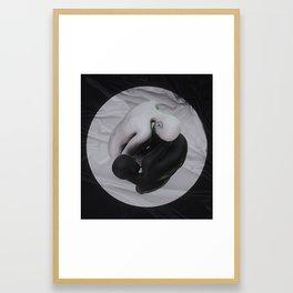 No labels Framed Art Print