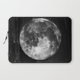 the moon, the end Laptop Sleeve