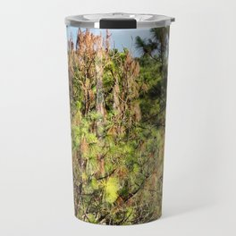 Beyond the Treetops Travel Mug