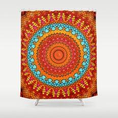 Tessarae Shower Curtain