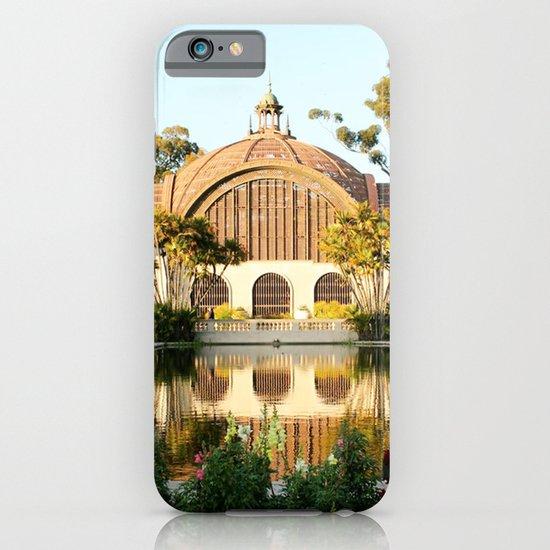 Balboa Park iPhone & iPod Case