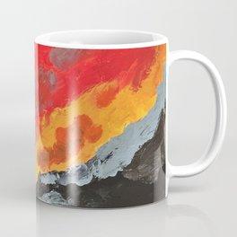 The eternal firey Sun Coffee Mug