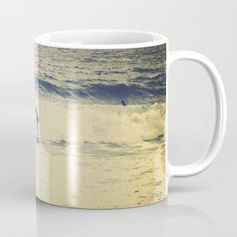 Surf  photography in Cannes French Riveria Coffee Mug