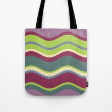 Lavender Shores Tote Bag