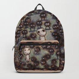 Soot sprites (Susuwatari) Backpack