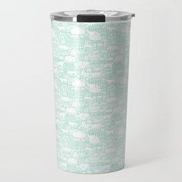 Delightful Domes - Mint Travel Mug