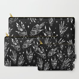 Floating Witchy Goth Hands Carry-All Pouch
