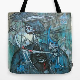 exiled archangels Tote Bag