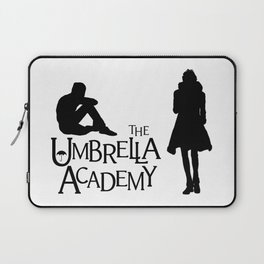 Klaus and Ben Hargreeves Umbrella Academy Laptop Sleeve