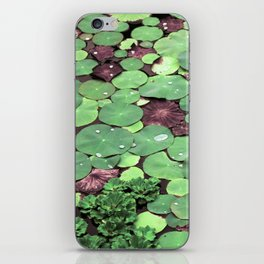 Nymphaeaceae iPhone Skin