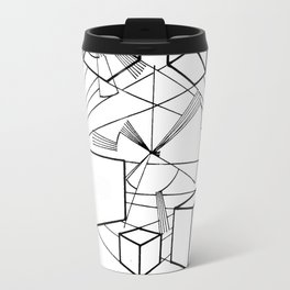 Floating objects Travel Mug
