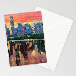 Imagine Austin Stationery Cards