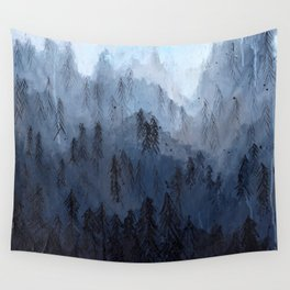 Mists No. 3 Wall Tapestry