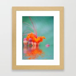 Pastel Dreams Framed Art Print