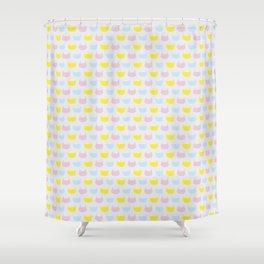 Gatitos Shower Curtain