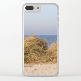 Wild Landscapes at the coast 6 Clear iPhone Case